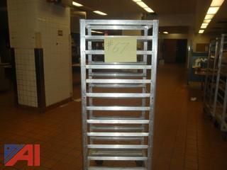 (#67) Food Serving Carts