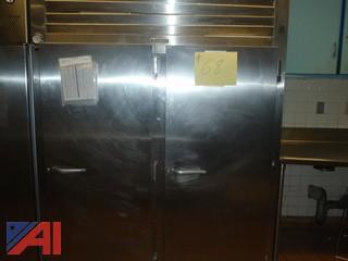 (#68) Traulsen Refrigerator