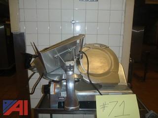 (#71) Berkel Meat Slicer