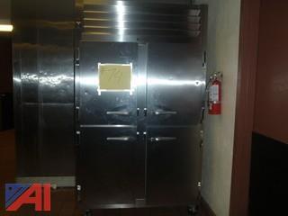 (#74) Traulsen 4 Door Refrigerator