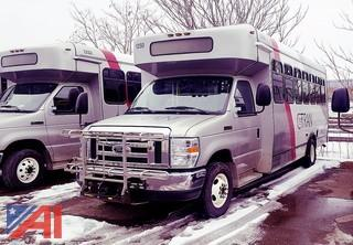2012 Ford E450 Super Duty Wheelchair Bus
