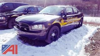 2009 Dodge Charger 4DSD/Police Vehicle