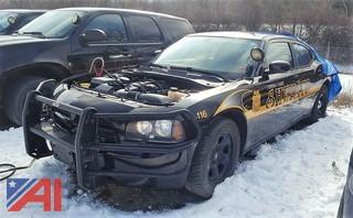 2010 Dodge Charger 4DSD/Police Vehicle