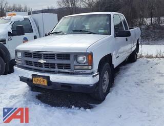 1998 Chevy C & K Cheyenne 1500 Pickup Truck