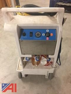 Ecolab Floor Cleaning Cart