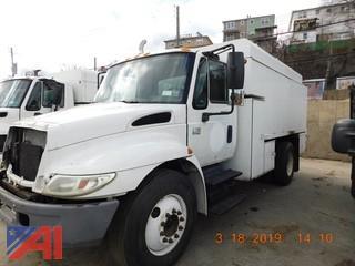 2005 International 4200 Utility Dump Truck