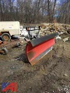 2008 10' Western Plow