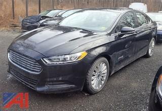 2015 Ford Fusion SE 4DSD