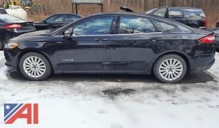 2013 Ford Fusion SE 4DSD