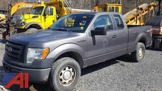 2010 Ford F150 XL Pickup Truck