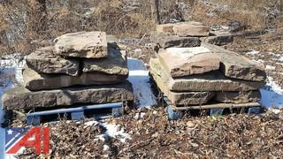 Pallets of Stone