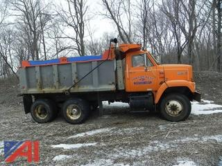 1979 GMC Brigadier Dump Truck
