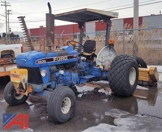 2003 Ford 4630 DeVeau Tractor