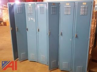 5' Metal Lockers