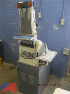 Drill Press and Belt Sander