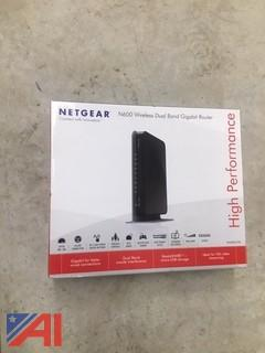 Netgear N600 Dual Band Gigabit Router