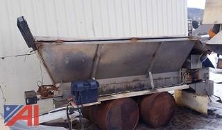 8' Smith Stainless Steel Sander
