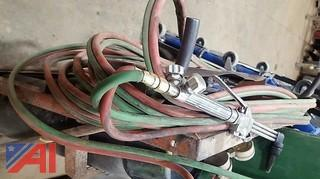 Various Welding Equipment