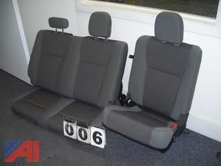 2019 Ford Backseat