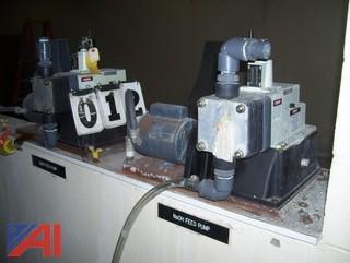 Pennwalt Metering Pumps