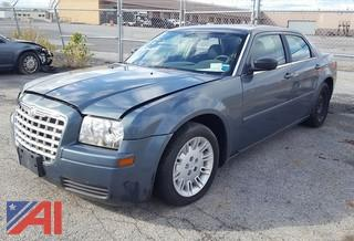 2005 Chrysler 300 LX 4DSD (Parts Only)