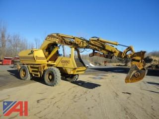 1992 Case 1085C Cruz Air Excavator