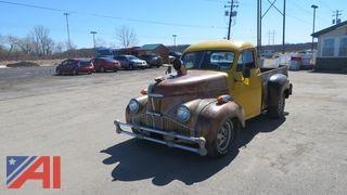 **Lot Updated** 1948 Studebaker Pickup Truck