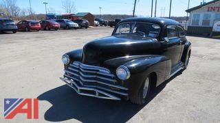 1948 Chevy Fleetline Areo 2DSD