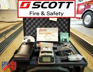 Scott/Scout #SCT096-2560 Multi-Gas Personal Monitor System with Case