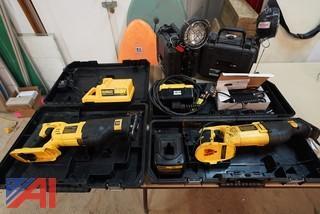 Robopak/DeWalt Tool Adaptor & Tools