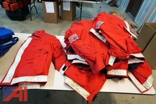 EMS/Gerber Thinsulate Red Jackets