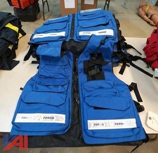 Ferno Blue EMS Vests