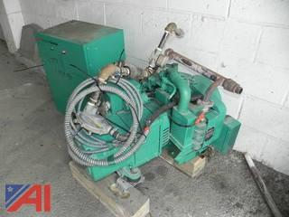Onan 5.0 CCK GenSet Generator w/ Transfer Switch
