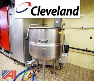 Cleveland 40 Gal Steam Jacketed Kettle