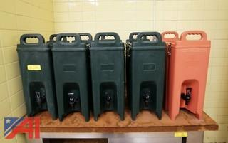 SiLite Insulated Beverage Dispensers