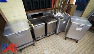 Roll Around Flour Bins and More