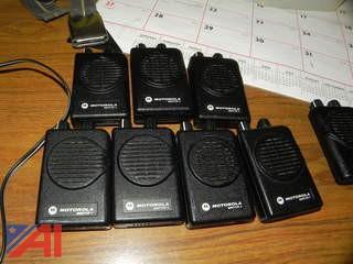 Motorola Minitor Pagers