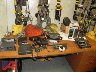 Various Two Way Radios & Accessories