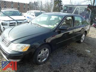 (#30) 2004 Toyota Avalon XL 4 Door