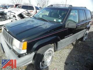 (#1) 1998 Jeep Cherokee SUV
