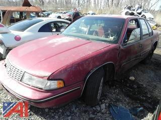 (#5) 1990 Chevy Lumina 4 Door
