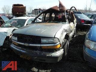 (#4) 1999 Chevy Blazer SUV
