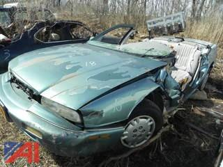 (#18) 1996 Buick Regal 4 Door