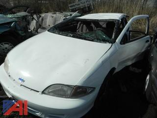 (#24) 2000 Chevy Cavalier 2 Door