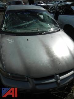 (#23) 1999 Dodge Stratus 4 Door