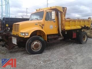 1995 International 4800 Dump Truck