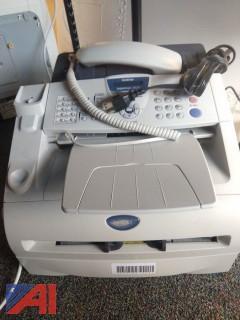 Brother Intellifax 2820 Printer
