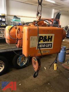 P&H Electric Chain Hoist