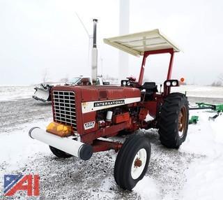 International Harvester 656 Utility Tractor
