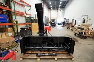 Nortrac #BE-SBS72G PTO Driven 3 Point Hitch Snow Blower Attachment